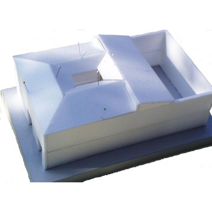 die r mer bauen eine villa. Black Bedroom Furniture Sets. Home Design Ideas